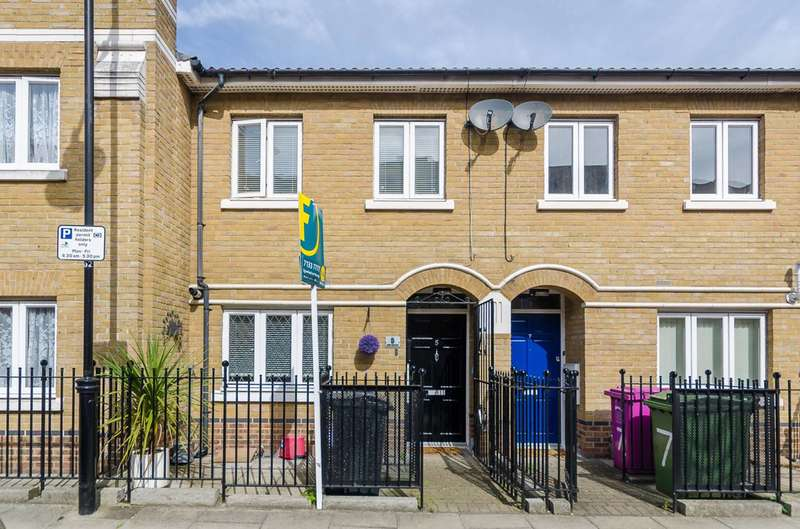 2 Bedrooms House for sale in Shaw Crescent, Tower Hamlets, E14