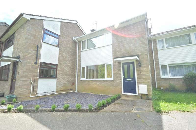 3 Bedrooms Terraced House for sale in Firwoods Road, Halstead CO9