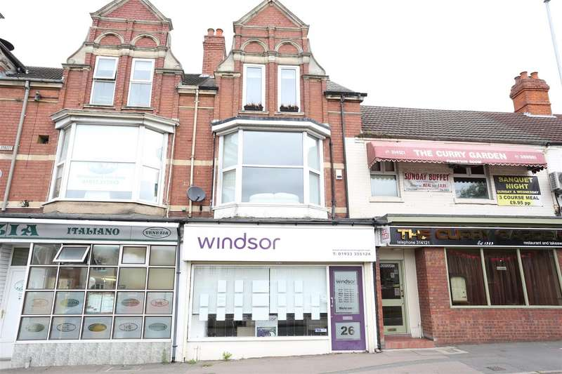 2 Bedrooms Property for sale in Church Street, Rushden