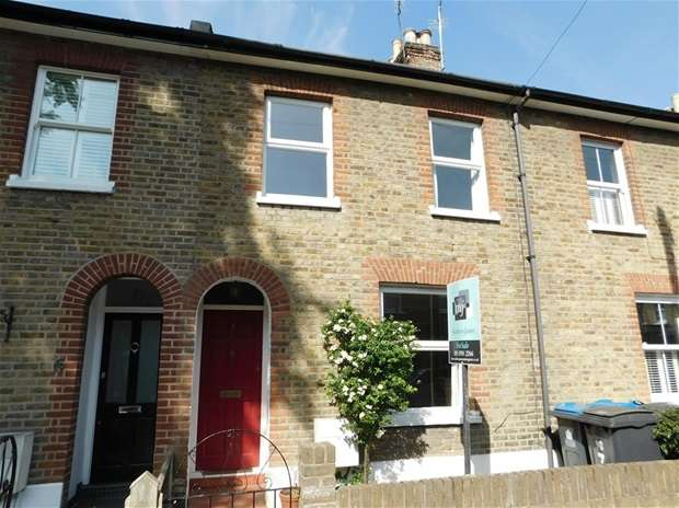 2 Bedrooms Terraced House for sale in Mayberry Place, Surbiton