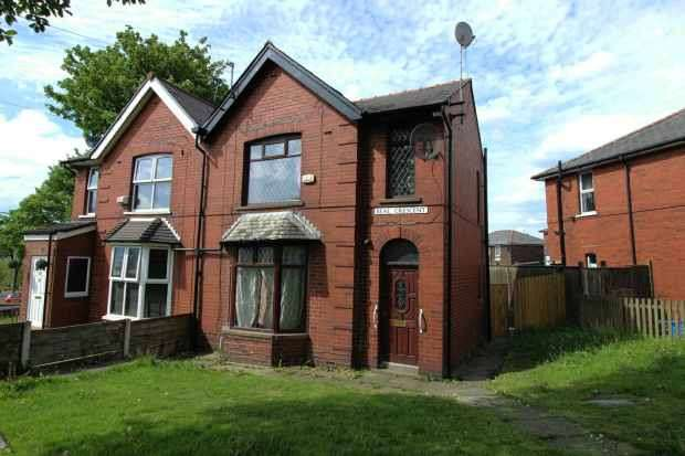 3 Bedrooms Semi Detached House for sale in Beal Crescent, Rochdale, Greater Manchester, OL16 2TL