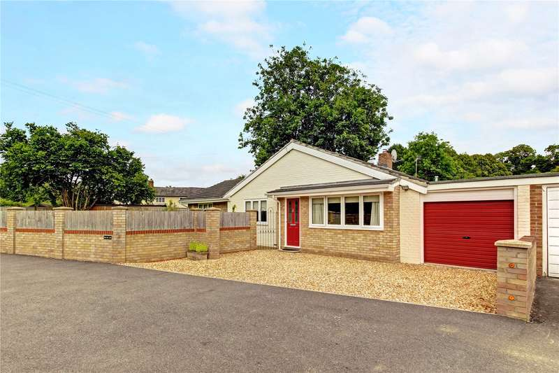 4 Bedrooms Detached Bungalow for sale in The Dene, Hurstbourne Tarrant, Andover, Hampshire, SP11