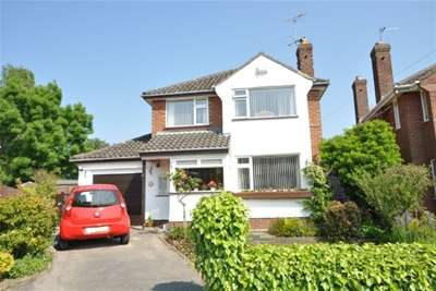 3 Bedrooms Detached House for rent in Dee Park Close Gayton