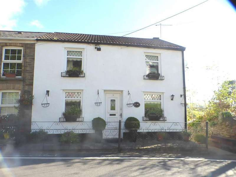 2 Bedrooms House for sale in Clydach Road, Craig-Cefn-Parc, Swansea