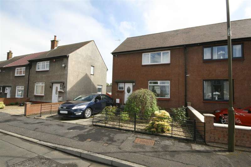 3 Bedrooms Semi Detached House for sale in Maranatha Crescent, Falkirk