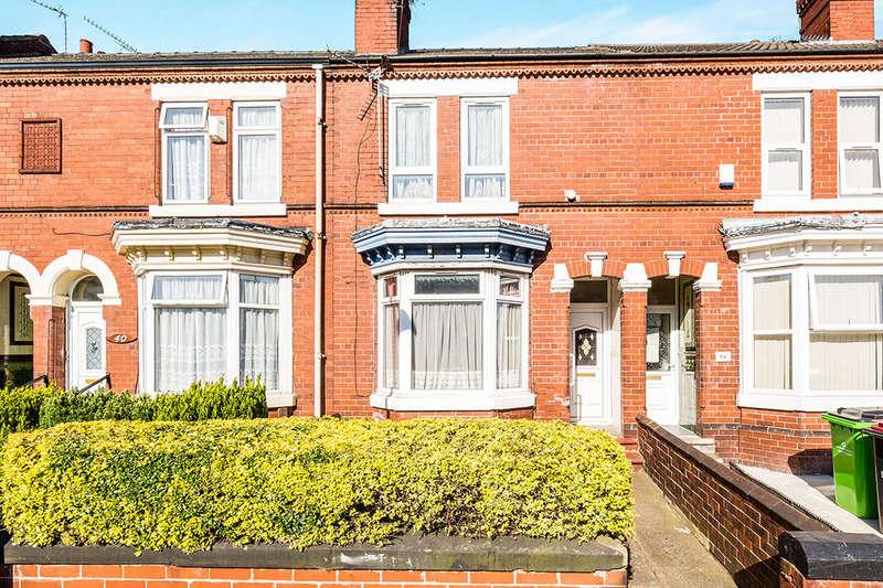 3 Bedrooms Property for sale in Ravensworth Road, DONCASTER, DN1