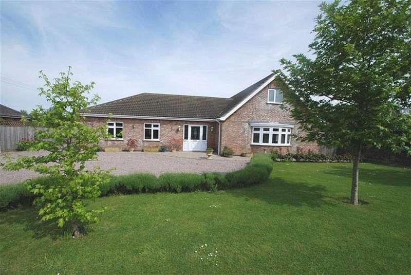5 Bedrooms Detached Bungalow for sale in Littlemoor Lane, Sibsey, Boston