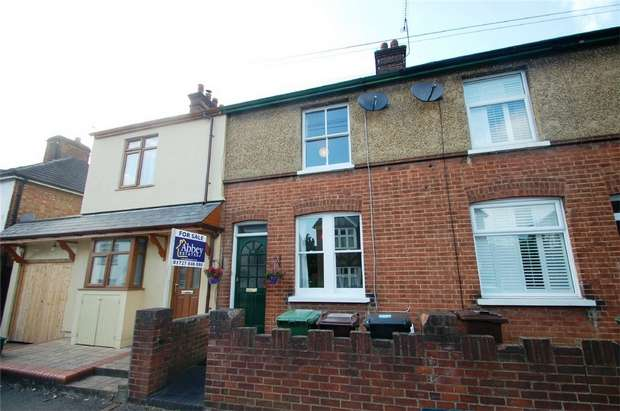 3 Bedrooms Terraced House for sale in Castle Road, St Albans, Hertfordshire