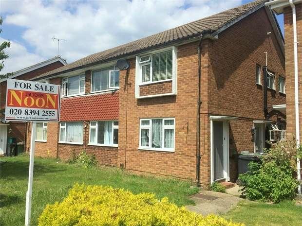 2 Bedrooms Maisonette Flat for sale in Jasmin Road, West Ewell