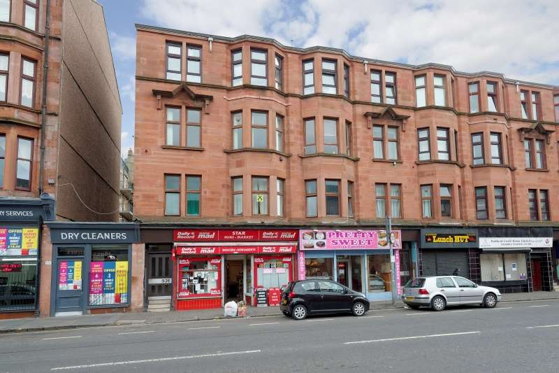 2 Bedrooms Flat for sale in Springfield Road, Parkhead, Glasgow, G31 4HE