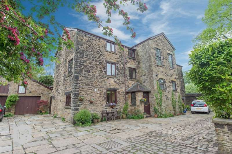 4 Bedrooms Cottage House for sale in Back Bradshaw Road, Harwood, Bolton, Lancashire