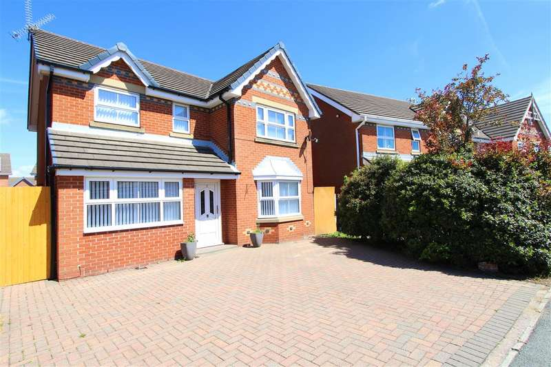 4 Bedrooms Detached House for sale in Countess Park, West Derby, Liverpool
