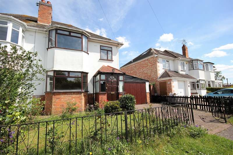 3 Bedrooms Semi Detached House for sale in Dilmore Lane, Fernhill Heath, Worcester