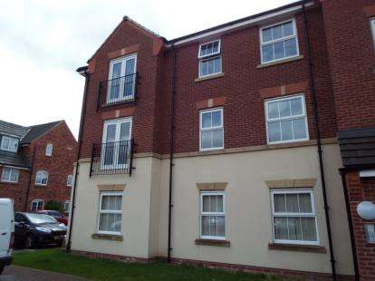 2 Bedrooms Flat for sale in Braunton Crescent, Mapperley, Nottingham