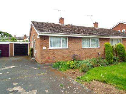 2 Bedrooms Bungalow for sale in Inveresk Road, Tilston, Malpas, Cheshire, SY14