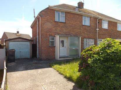 3 Bedrooms Semi Detached House for sale in Yeovil, Somerset, Uk