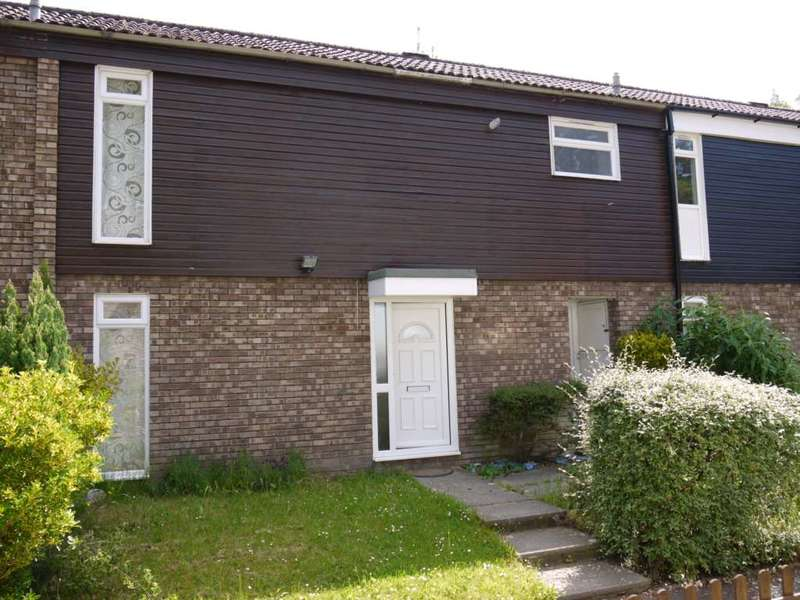 3 Bedrooms Terraced House for sale in Prescott, Bracknell