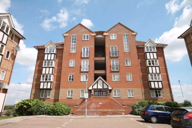2 Bedrooms Apartment Flat for sale in Chandlers Drive, Erith