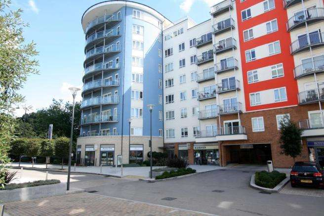 2 Bedrooms Apartment Flat for sale in Arctic House, Heritage Avenue, Colindale, NW9