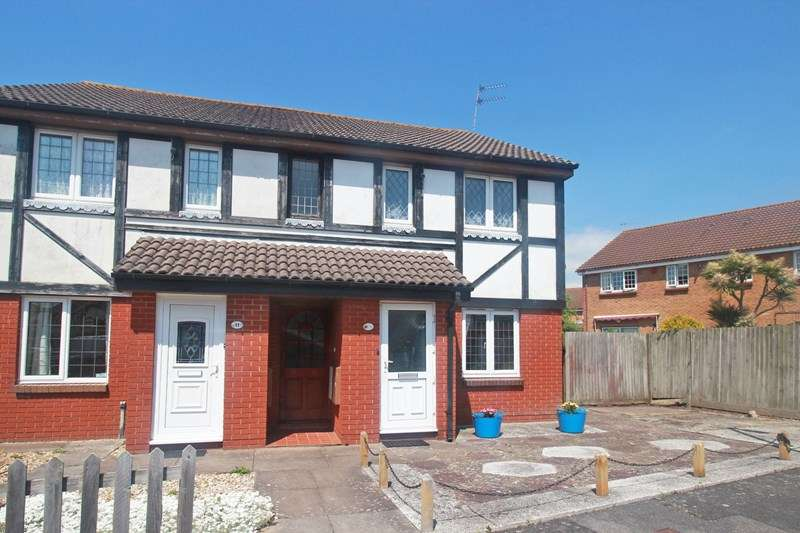 1 Bedroom Flat for sale in Ladysmith Close, Purewell Meadows, Christchurch