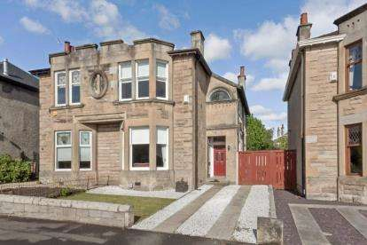 3 Bedrooms Semi Detached House for sale in Whitefield Avenue, Cambuslang