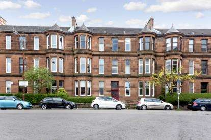 2 Bedrooms Flat for sale in Fergus Drive, North Kelvinside