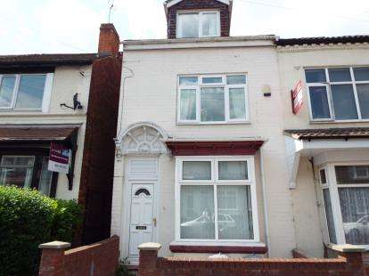 7 Bedrooms Terraced House for sale in Rookery Road, Selly Oak, Birmingham, West Midlands