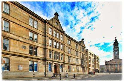 1 Bedroom Flat for sale in St Andrews Street, Glasgow