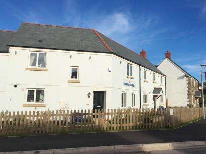 4 Bedrooms Semi Detached House for sale in North Tawton