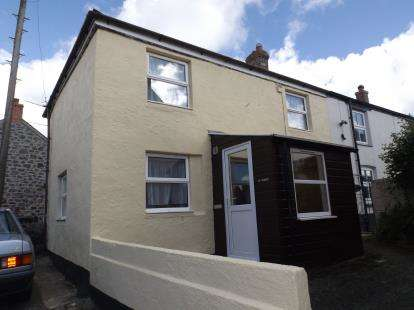 2 Bedrooms Semi Detached House for sale in St. Keverne, Helston, Cornwall