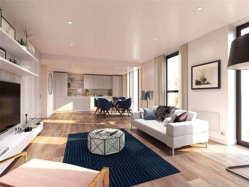 1 Bedroom Flat for sale in Manchester New Square, Princess Street, Manchester, Greater Manchester, M1