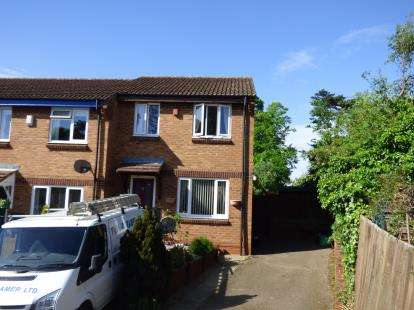 3 Bedrooms End Of Terrace House for sale in Lipscombe Drive, Flitwick, Bedford, Bedfordshire