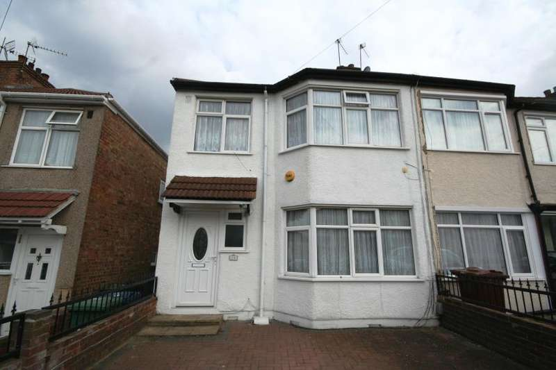3 Bedrooms End Of Terrace House for sale in Hill Road, Harrow HA1 2PW