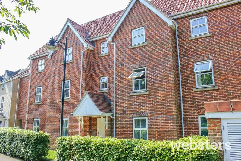 2 Bedrooms Flat for sale in Kenneth Mckee Plain, Norwich, NR2