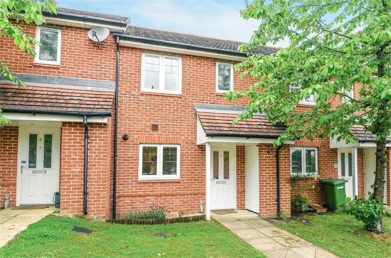 2 Bedrooms Terraced House for sale in Chandler Way, Dorking, Surrey
