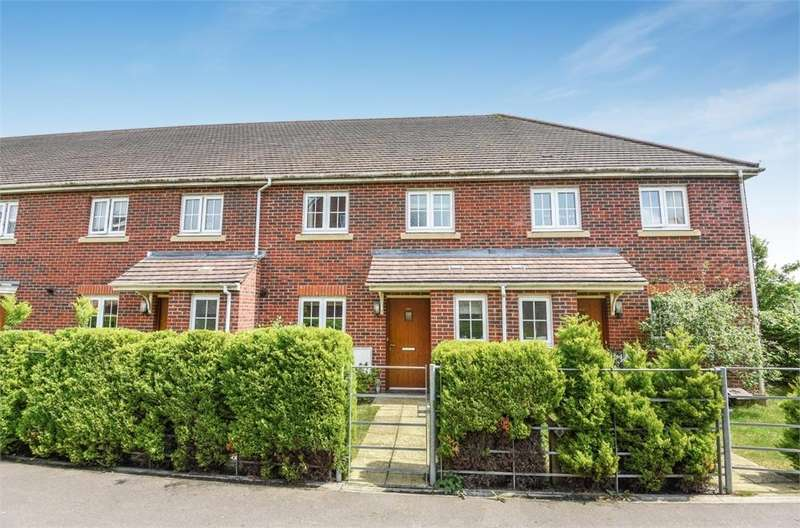 3 Bedrooms Terraced House for sale in Urquhart Road, Thatcham, Berkshire