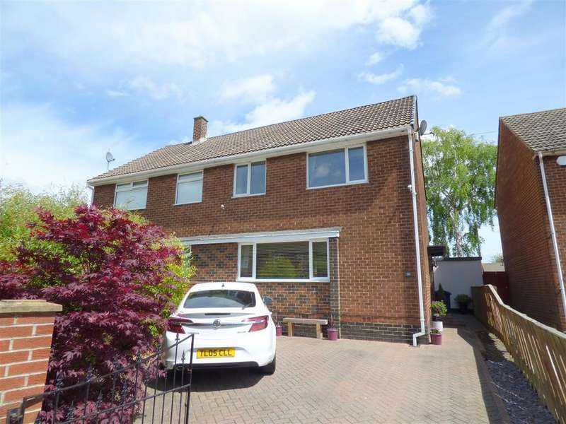 4 Bedrooms Semi Detached House for sale in Lime Avenue, Houghton Le Spring