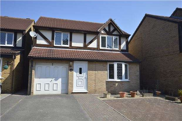 4 Bedrooms Detached House for sale in Ottrells Mead, Bradley Stoke, BRISTOL, BS32 0AL