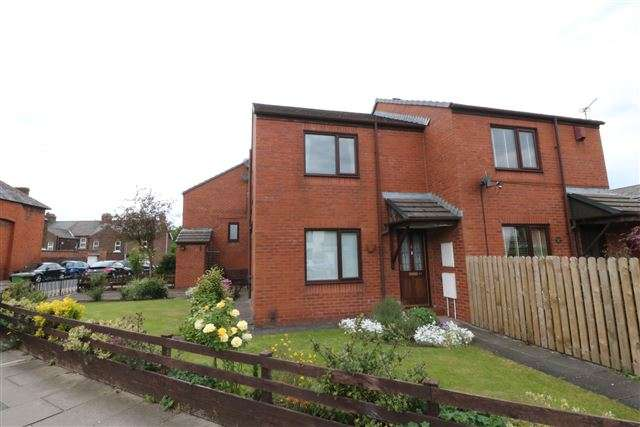 2 Bedrooms Terraced House for sale in Newtown Road, Carlisle, Cumbria, CA2 7LN