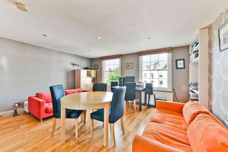 2 Bedrooms Flat for sale in Liverpool Road, London N1