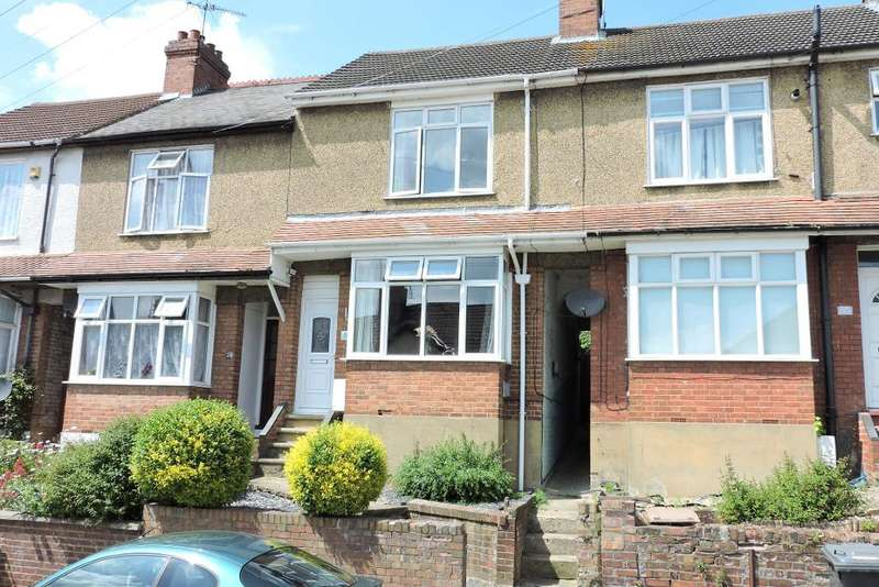 3 Bedrooms Terraced House for sale in Kingston Road, Luton, Bedfordshire, LU2 7RZ
