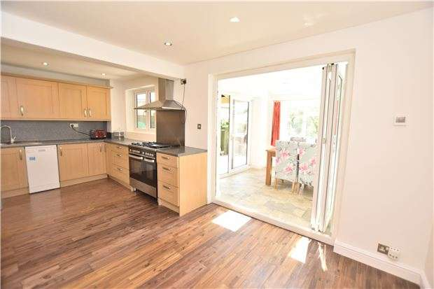4 Bedrooms Semi Detached House for sale in Mount Hill Road, Hanham, Bristol, BS15 8QR