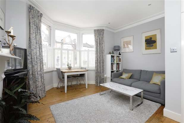 2 Bedrooms Flat for sale in Venner Road, Sydenham