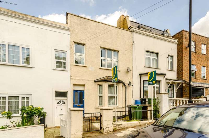 1 Bedroom Flat for sale in Gipsy Road, West Norwood, SE27