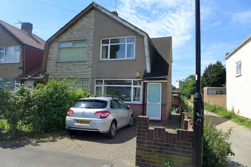 2 Bedrooms End Of Terrace House for sale in The Drive, Feltham