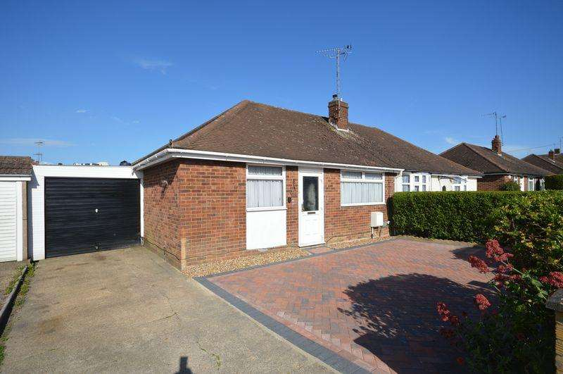 2 Bedrooms Bungalow for sale in Vespers Close