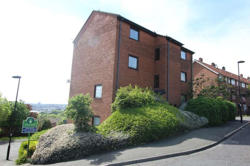 1 Bedroom Flat for sale in St. Peters Road, Newcastle Upon Tyne, NE6