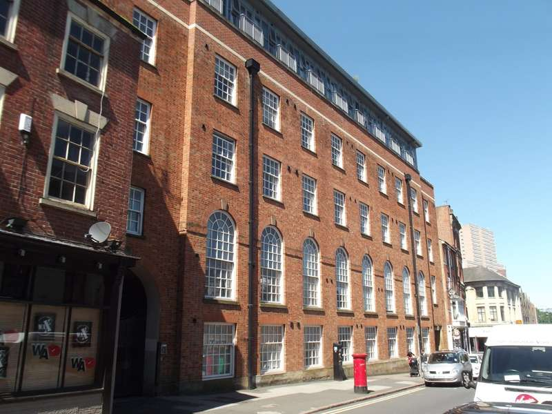 2 Bedrooms Apartment Flat for rent in Castle Exchange, Nottingham