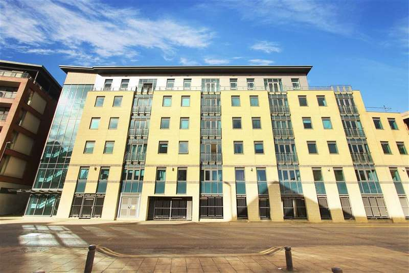 2 Bedrooms Flat for sale in Merchants Quay, Newcastle Upon Tyne