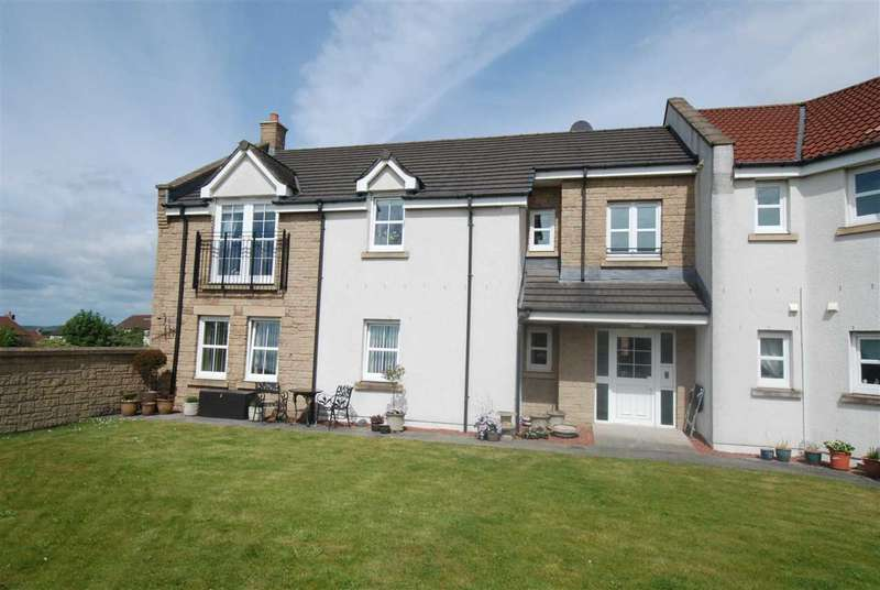 2 Bedrooms Apartment Flat for sale in Peploe Rise, Dunfermline